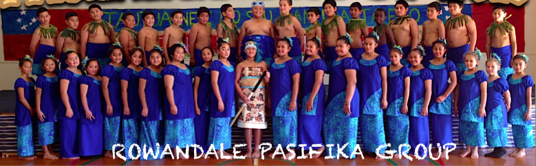 Pasifika at Rowandale School