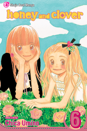 Honey and Clover volume 6 by Chica Umino.
