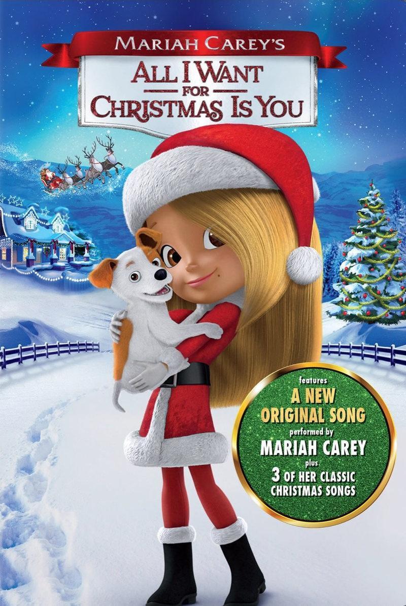 La Primera Navidad de Mariah y Jack (2017) HD 720p Latino