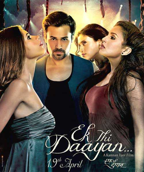 Ek Thi Daayan (2013) Full Movie Download Dvd Scr HD