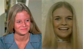 Eve Plumb y Geri Reischl, The Brady Bunch, cambio de actores