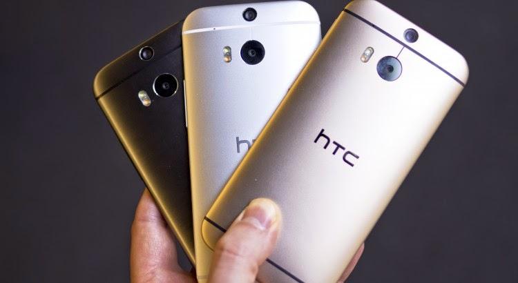 HTC One M9 Görünüm