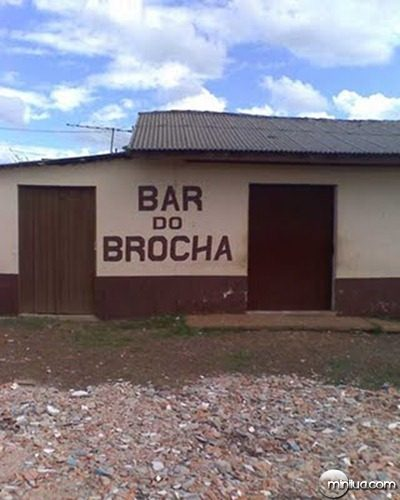 Bar do brocha