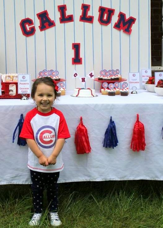 Smarty Parties Whos On First Callums Baseball Birthday