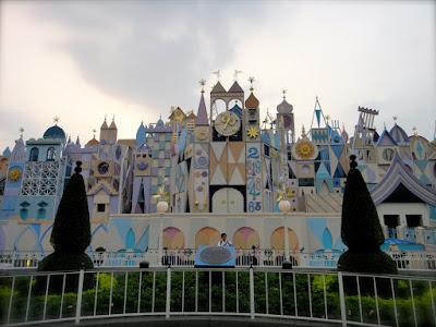 Hong Kong Travel: It's a Small World After All at Hong Kong Disneyland Resort