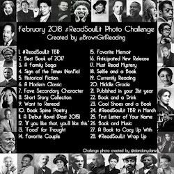 2018 #ReadSoulLit Instagram Photo Challenge