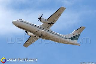 ATR-42 Policia Nacional Colombia