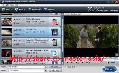 wondershare vidio converter 5.7.4 full version