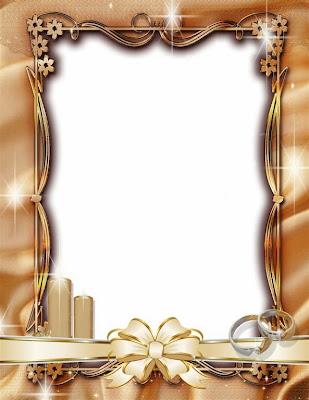 marco de bodas