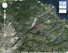 Η περιοχή μας στο google maps - Η χωροθέτηση του ΧΥΤΑ Παπανικολού