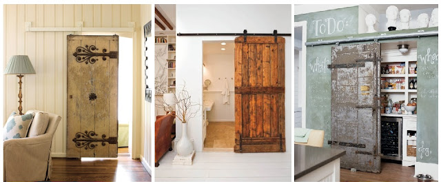 Anyone can decorate architectural salvage decorating for Barn door decorating ideas