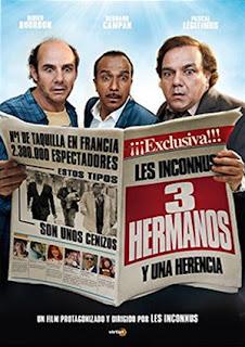 Tres hermanos y una herencia (2014) Online