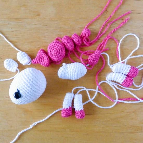 Amigurumi Ponytail : Latelier de Vekao: amigurumi : un petit poney