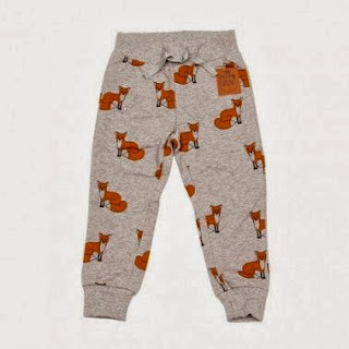Mini Rodini Fox Leggings Kidsen