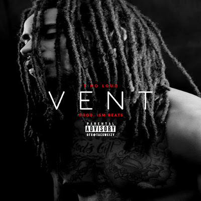 "Tino Loud - ""Vent"" / www.hiphopondeck.com"