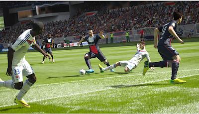 FIFA '15 [Ultimate Team Edition SC]