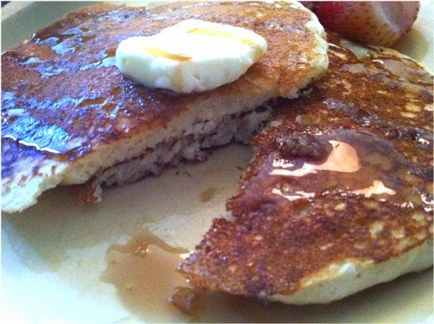 how to cook pancakes without burning