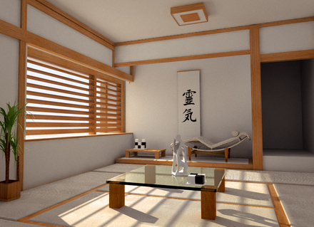 Home interior design traditional interior design living for Living room ideas japan