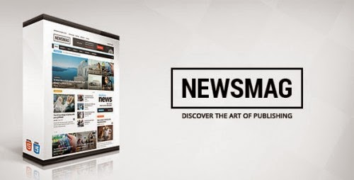 [Nulled] Newsmag v1.1 – Themeforest News Magazine Newspaper