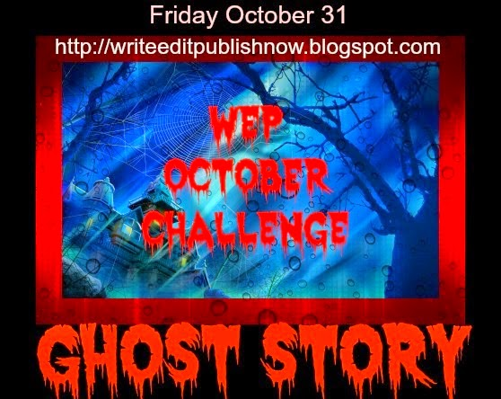 Write...Edit...Publish Oct. Challenge.