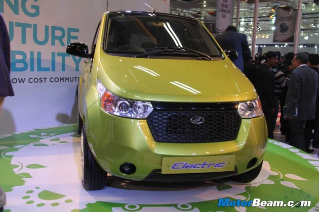 Mahindra Reva NXR - Upcoming Car On Diwali