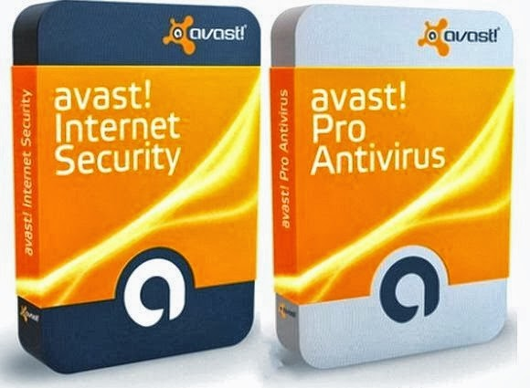 Avast! Internet Security & Antivirus 9.0.2008 + Key