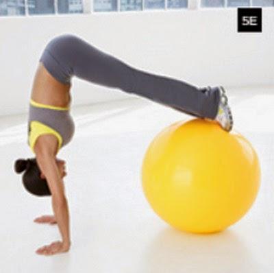 Flat Belly Ball