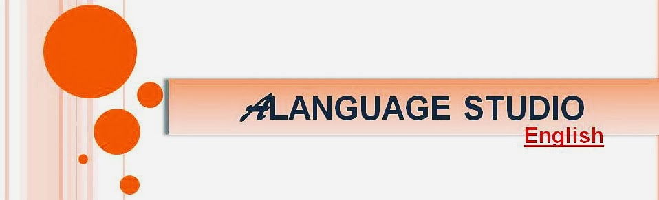 A language studio - English