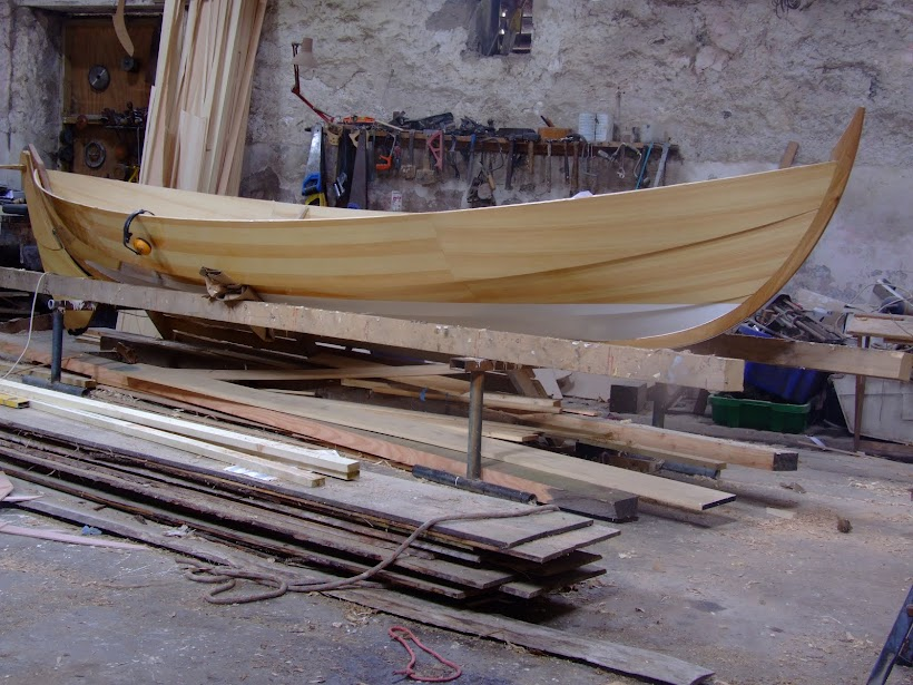 Viking Boats of Ullapool: Tom's Rules of Thumb
