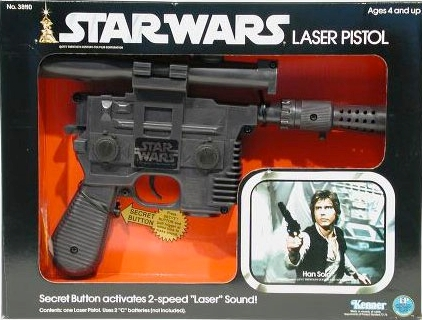 Star Wars Nerf Gun : Target