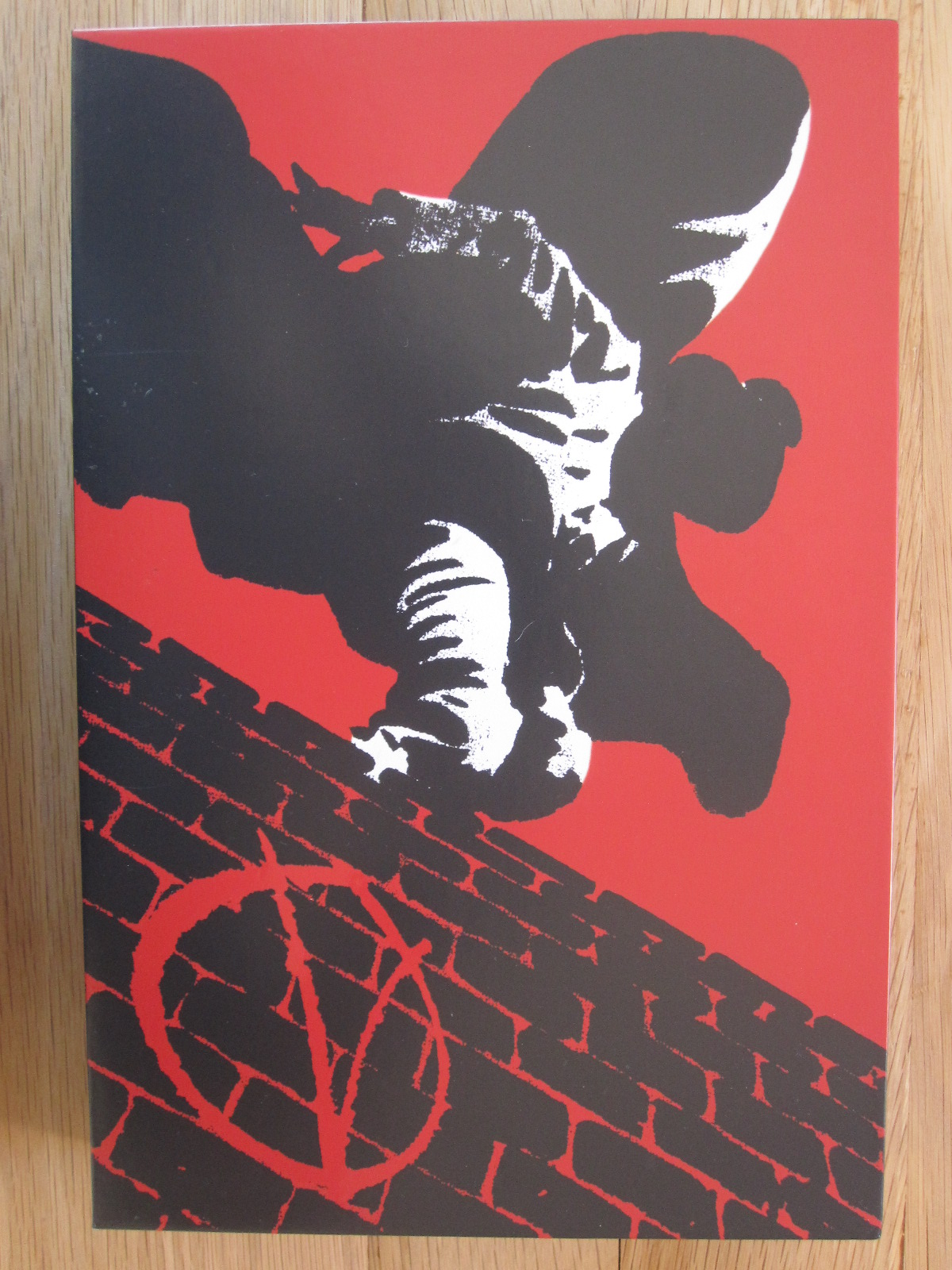 v for vendetta essays George orwell's 'animal farm' is an allegorical fairy tale which is profound in its condemnations of totalitarian regimes the novel explores the concepts of propaganda, totalitarianism and tyranny.