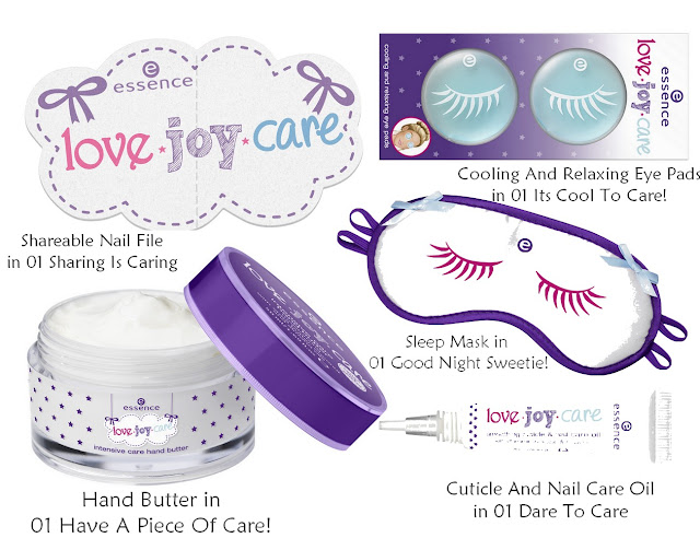 Essence Love Joy Care TE