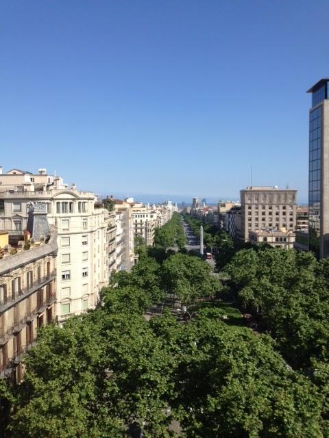 30 terrazas 9 casa fuster el mirador de barcelona the for Terraza casa fuster
