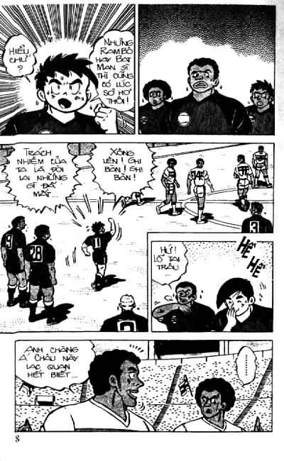 Jindodinho - Đường Dẫn Đến Khung Thành III  Tập 25 page 8 Congtruyen24h