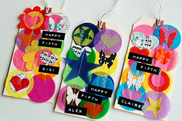 Gift Tags @ The Chocolate Room