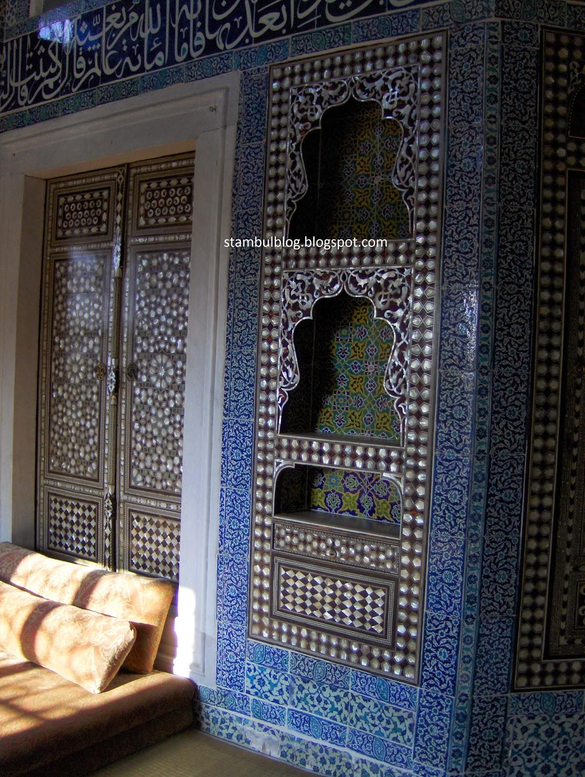 резиденция турецких сутанов