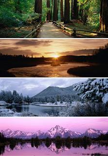 фотопанорамы фото природы