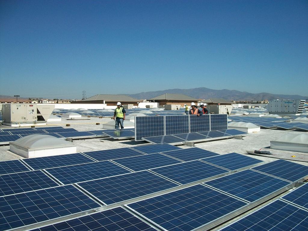 Energia solar artigo