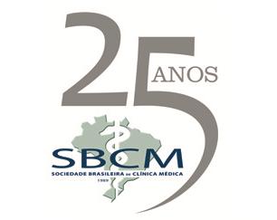 Filiada à Sociedade Brasileira de Clínica Médica - SBCM