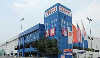 Tesco nafi dakwaan tutup operasi di Malaysia