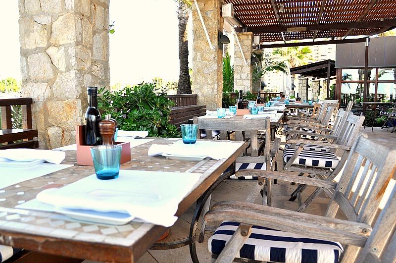 Restaurant at the Portixol hotel