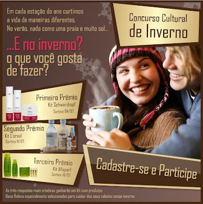 """""""Concurso cultural de inverno""""."""