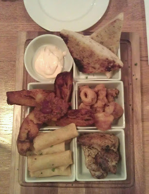 Moomba sharing platter