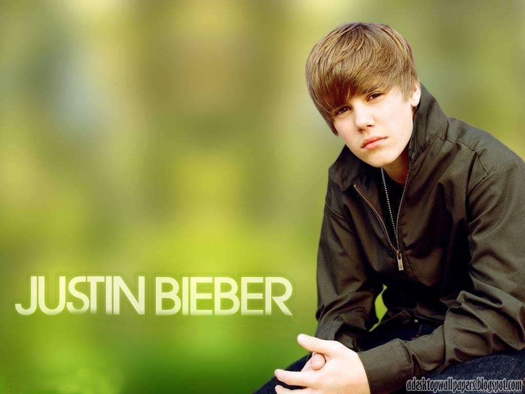 Free Justin Bieber Desktop Wallpapers