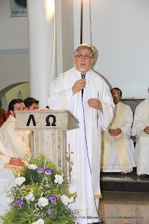 Foto de Pe. Mário Arriello s.d.P.