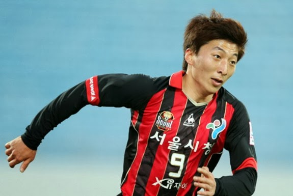 South Korean Women's League top scorer Park Eun-seon is accused of being a man