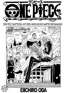 Cover One Piece 814