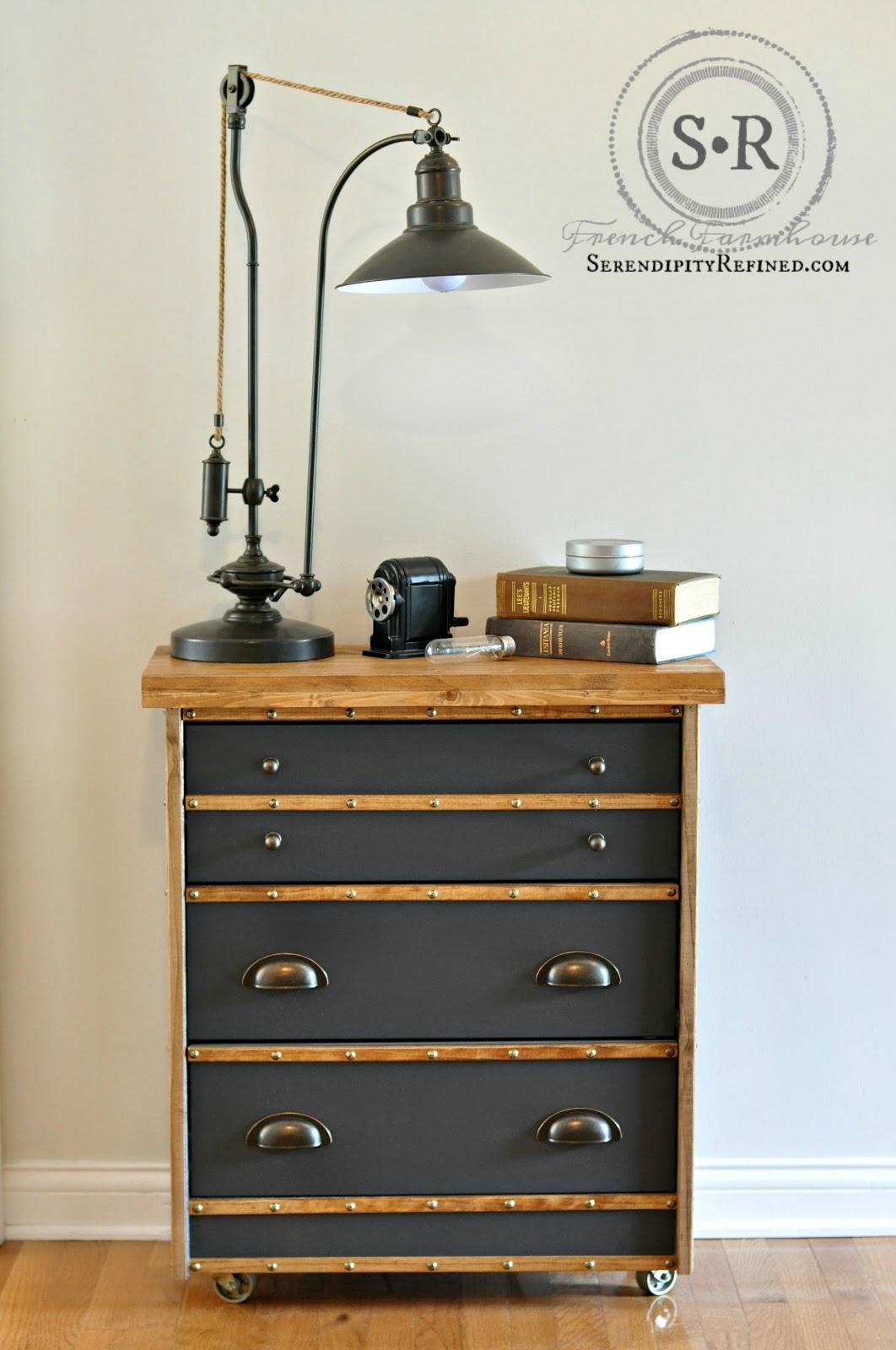 serendipity refined blog ikea rast hack industrial. Black Bedroom Furniture Sets. Home Design Ideas
