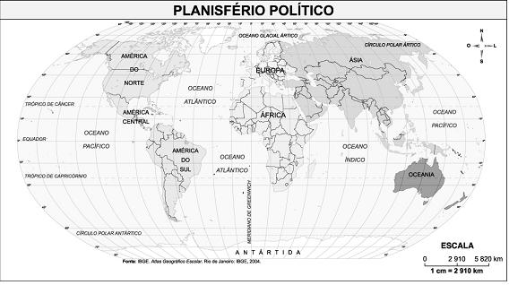 Avalia    O De Geografia Para 5   Ano