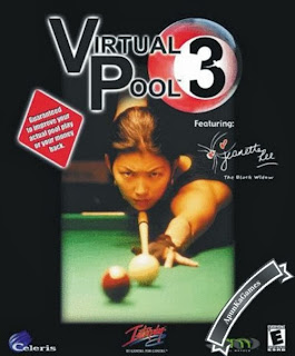Virtual Pool 3 Cover, Poster